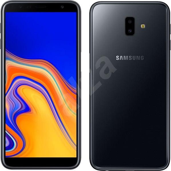 8b88ed03d Samsung Galaxy J6+ Dual SIM černá - Mobilní telefon | Alza.cz