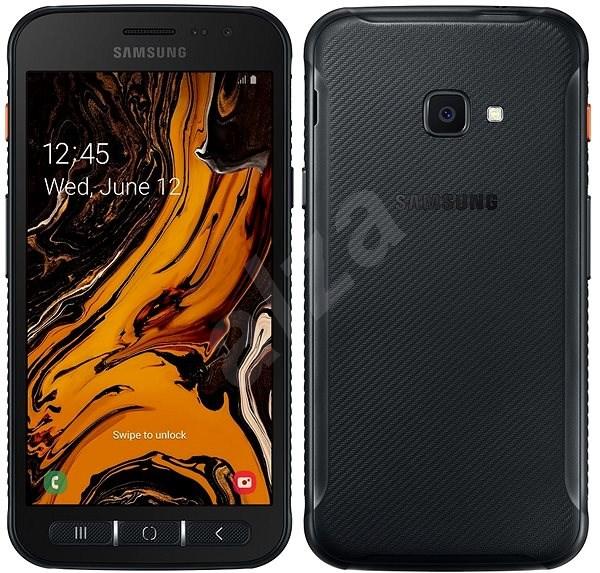 Samsung Galaxy XCover 4S černá - Mobilní telefon