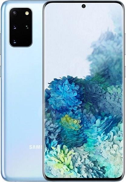 Samsung Galaxy S20+ modrá - Mobilní telefon