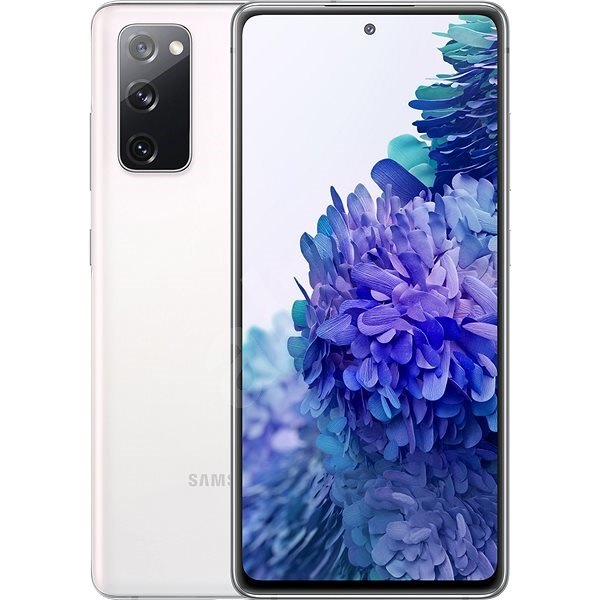 Samsung Galaxy S20 FE bílá - Mobilní telefon