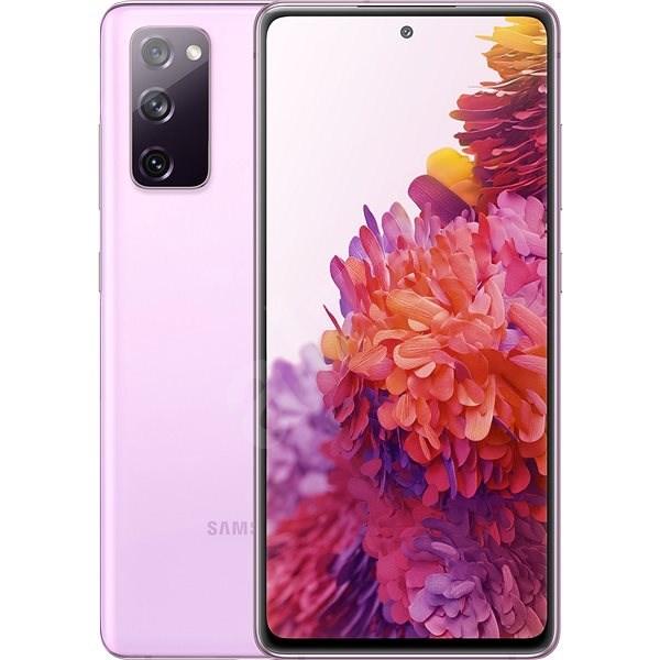 Samsung Galaxy S20 FE fialová - Mobilní telefon
