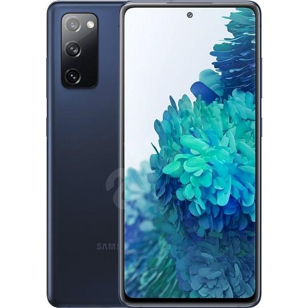 Samsung Galaxy S20 FE 5G 128GB modrá - Mobilní telefon