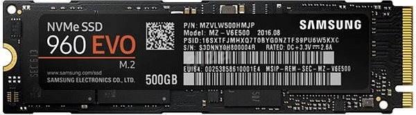 Samsung 960 EVO 500GB - SSD disk
