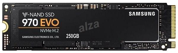 Samsung 970 EVO 250GB - SSD disk