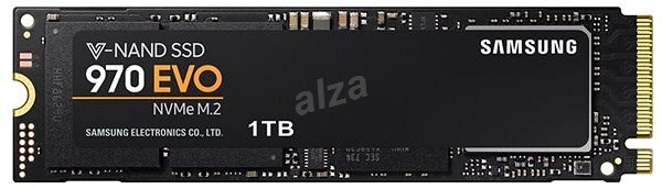 Samsung 970 EVO 1TB - SSD disk