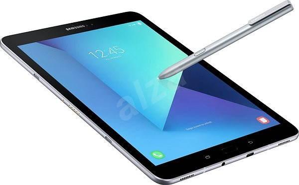 Samsung Galaxy Tab S3 9.7 LTE stříbrný - Tablet