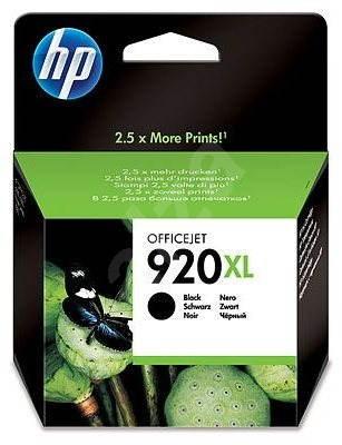 HP CD975AE č. 920XL černá - Cartridge