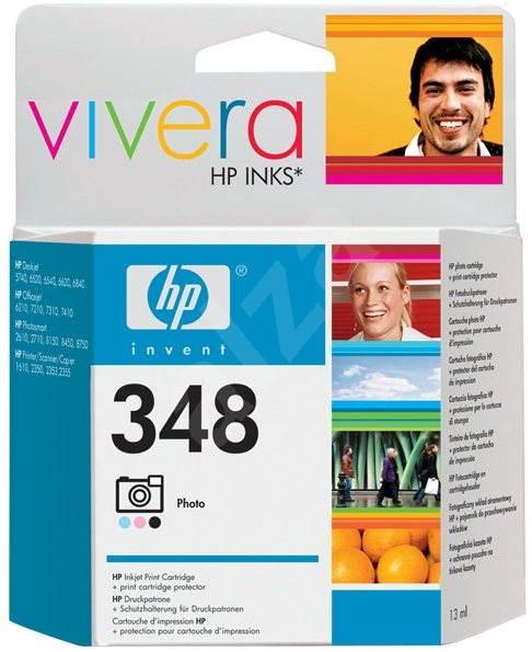 HP C9369EE č. 348 - Cartridge