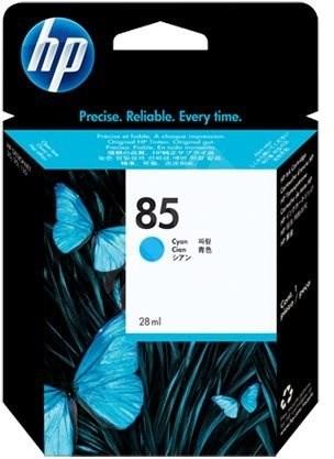 HP C9425A č. 85 azurová - Cartridge