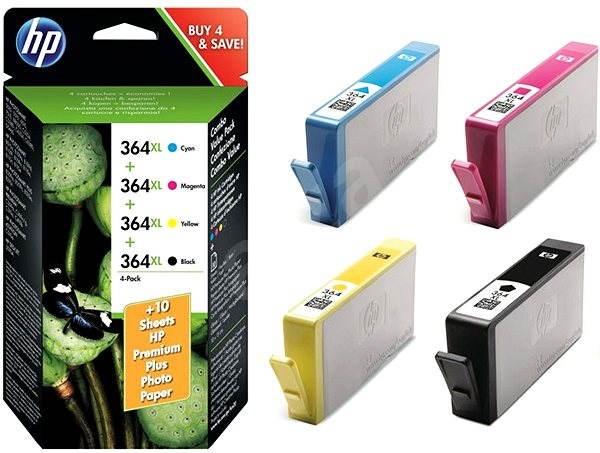 HP SM596EE č. 364XL combo pack - Sada cartridge
