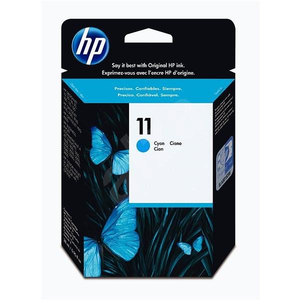 HP C4836AE č. 11 azurová - Cartridge