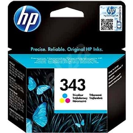 HP C8766EE č. 343 barevná - Cartridge