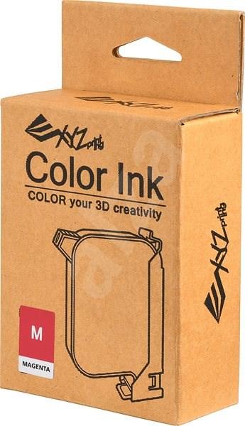 XYZ da Vinci COLOR INK purpurová - Cartridge