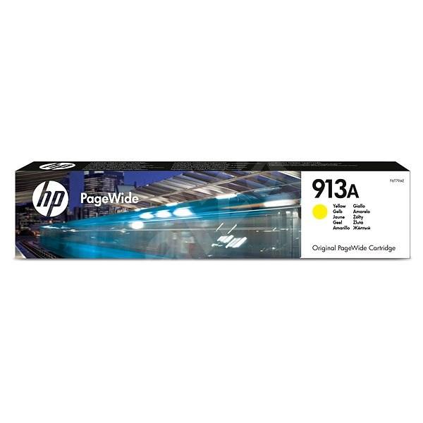 HP F6T79AE č. 913A žlutá - Cartridge