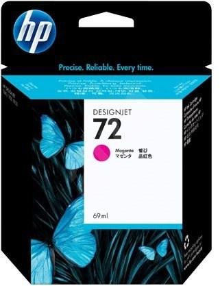 HP C9399A č. 72 purpurová - Cartridge