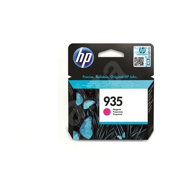 HP C2P21AE č. 935 purpurová - Cartridge