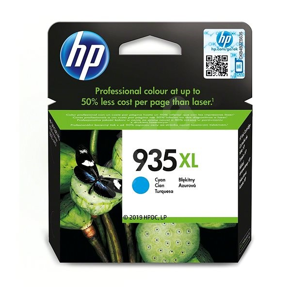 HP C2P24AE č. 935XL azurová - Cartridge