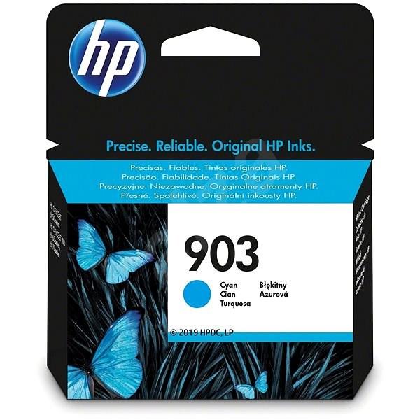 HP T6L87AE č. 903 azurová - Cartridge