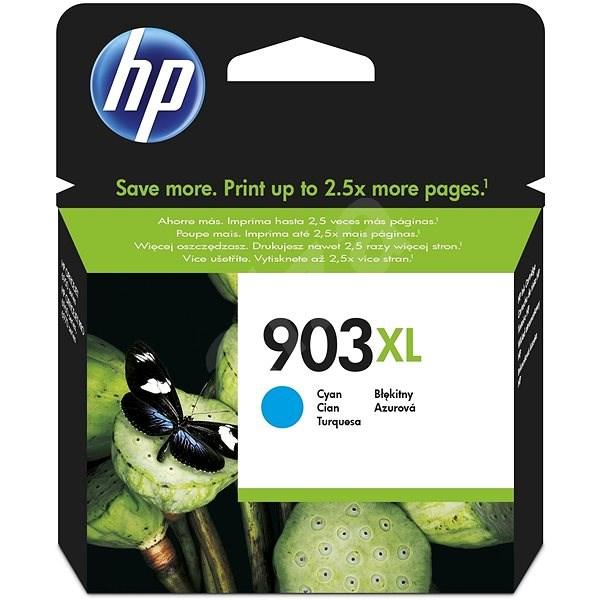 HP T6M03AE č. 903XL azurová - Cartridge
