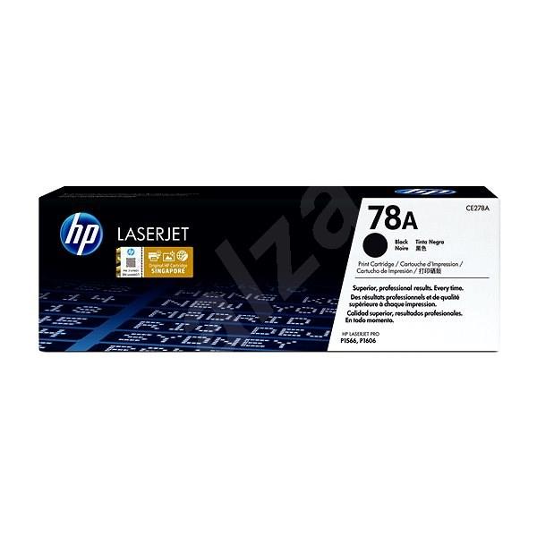 HP CE278A č. 78A černý - Toner