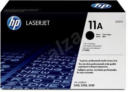 HP Q6511A č. 11A černý - Toner