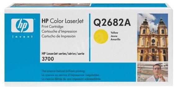 HP Q2682A žlutý - Toner