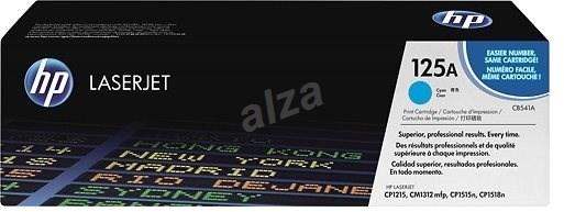 HP CB541A č. 125A azurový - Toner