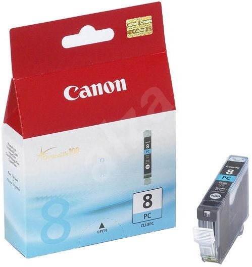 Canon CLI-8PC azurová - Cartridge