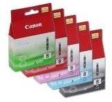 Canon CLI-8 BK/PC/PM/R/G Multi Pack - Cartridge