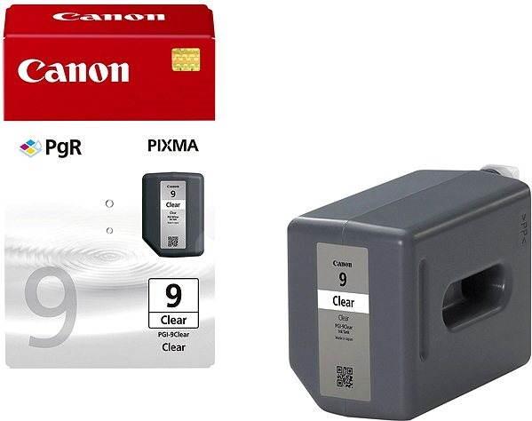Canon PGI-9 čirá - Cartridge