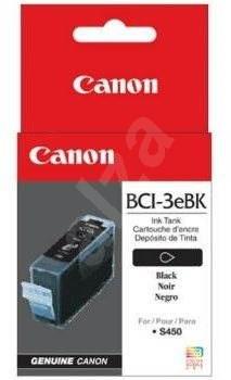 Canon BCI3eBK černá - Cartridge