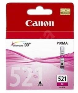 Canon CLI-521M purpurová - Cartridge