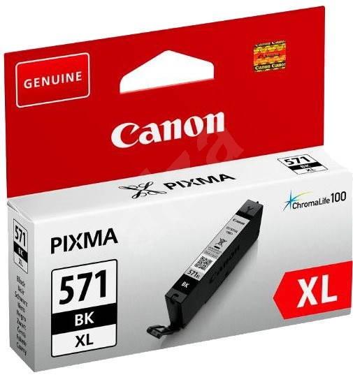 Canon CLI-571BK XL černá - Cartridge