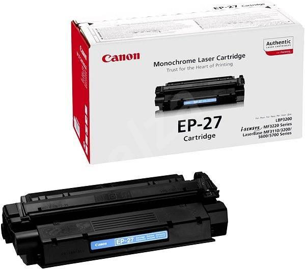 Canon EP27 černý - Toner