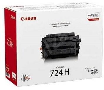 Canon CRG-724H černý - Toner