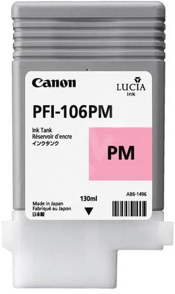 Canon PFI-106PM photo purpurová - Cartridge