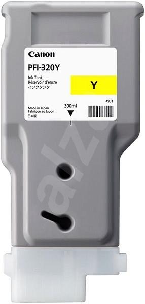 Canon PFI-320Y žlutá - Cartridge