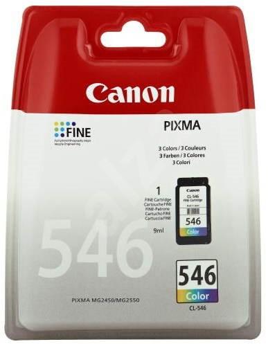 Canon CL-546 barevná - Cartridge
