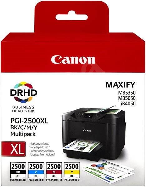 Canon PGI-2500XL Multipack - Cartridge