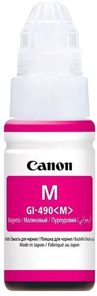 Canon GI-490 M purpurová - Cartridge