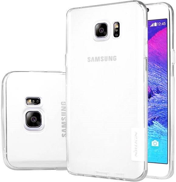 Nillkin Nature pro Samsung Galaxy Note 5 N920F transparentní - Pouzdro na mobilní telefon