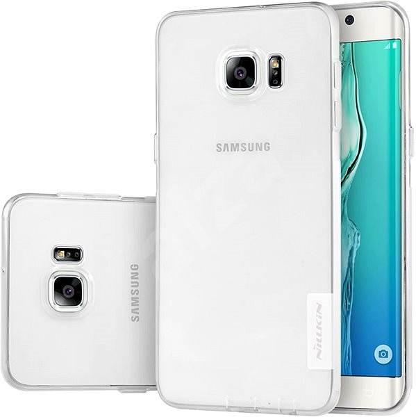 Nillkin Nature pro Samsung Galaxy S6 G920 transparentní - Pouzdro na mobil
