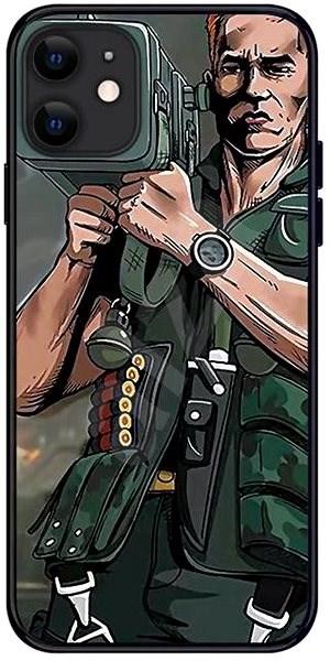 LEA Arnie iPhone 11 - Pouzdro na mobil