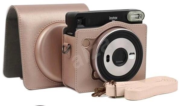 Lea Square SQ6 gold - Pouzdro na fotoaparát
