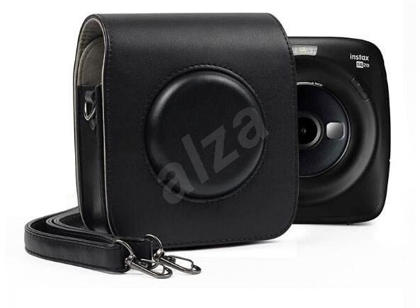 Lea FujiFilm Instax Square SQ20 black - Pouzdro