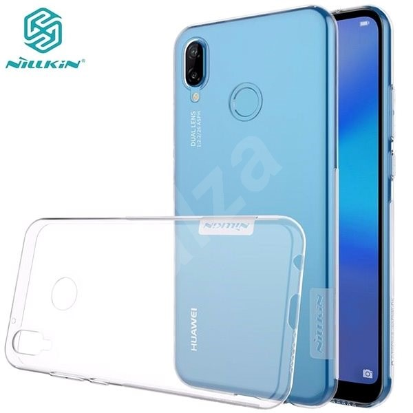 Nillkin Nature pro Huawei P20 Lite Transparent - Kryt na mobil