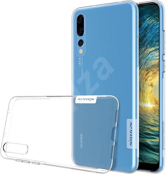 Nillkin Nature pro Huawei P20 Pro Transparent - Kryt na mobil