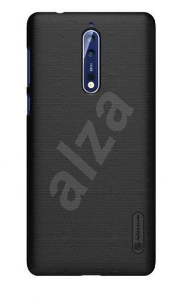 Nillkin Frosted pro Nokia 8 Sirocco Black - Ochranný kryt