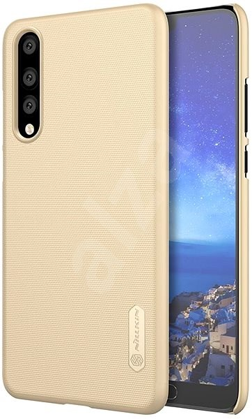 Nillkin Frosted pro Huawei P20 Pro Gold - Kryt na mobil