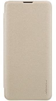 Nillkin Sparkle Folio pro Samsung Galaxy A30 Gold - Pouzdro na mobilní telefon